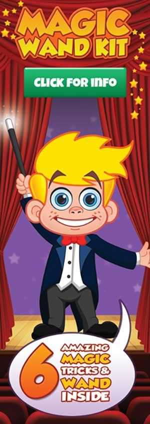 Kids Magician Edinburgh Award Winning Children's Entertainment Scotland