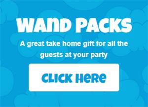 Magic Wand Packs