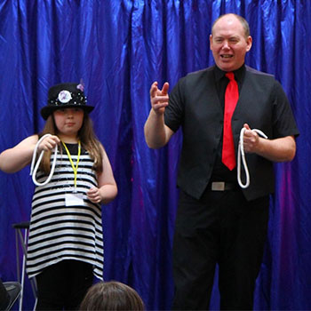 Edinburgh Kids Magician Entertainment